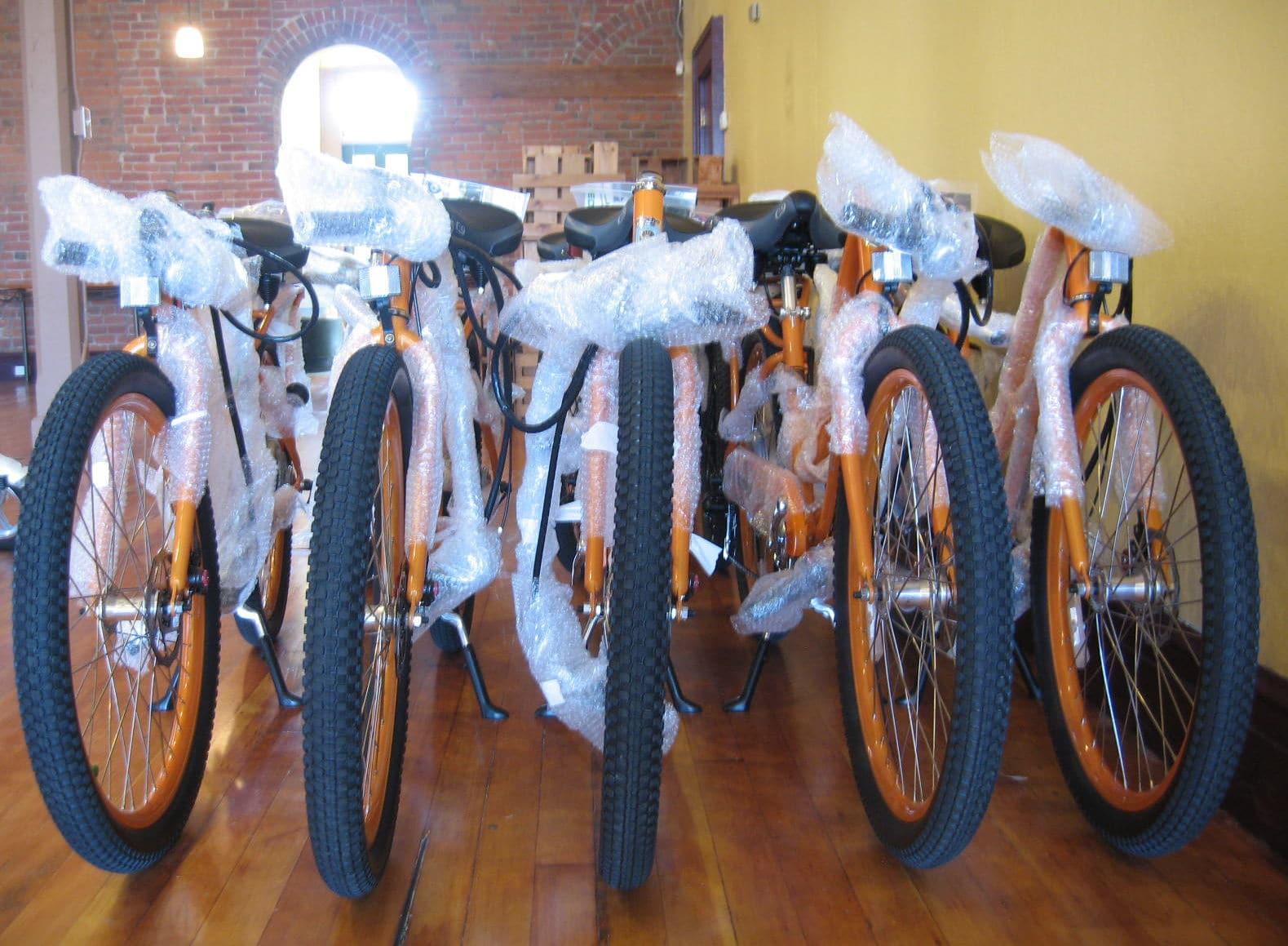 Bikes Stores Sacramento Tim Castleman had a big
